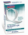Lamberts Co-Enzyme Q10 200mg (60 Capsules)