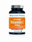 Day Lewis Vitamin C 500mg Chewable (30 Tablets)