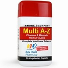 Day Lewis A-Z Multivitamins & Minerals (60 Tablets)