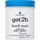 Schwarzkopf got2b Beach Matt Surfer Look Matt Paste (100ml)
