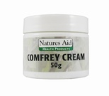 Natures Aid Comfrey cream (50g)