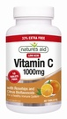 Natures Aid Vitamin C Low Acid 1000mg (Rosehip & Citrus Bioflavonoids) 30 Tablets