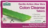 Gentle Action Aloe Vera Colon Cleanse Tablets (30 Tablets)