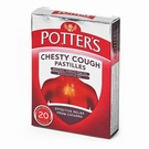 Potters Chesty Cough Pastilles (20 Pastilles)