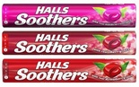 Halls Soothers - Various Flavours (45g)