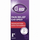 Cl-ear Pain Relief Ear Spray (15ml)