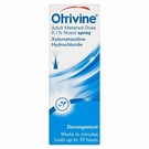 Otrivine Adult Metered Nasal Spray (10ml)