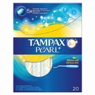 Tampax Pearl Regular Applicator Tampon Single (20)
