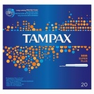 Tampax Super Plus Applicator Tampon Single (20)