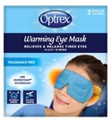 Optrex Warming Eye Mask (2 Masks)