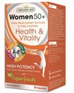 Natures Aid Multi-nutrient with Superfoods for Women 50+ (30 Caps)
