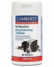 Lamberts Dog Calming Tablets (90 Tabs)