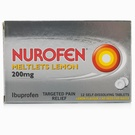 Nurofen Meltlets 200mg (12 Tablets)