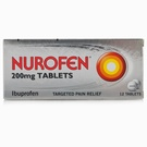 Nurofen Tablets 200mg (12 Tablets)