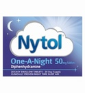 Nytol One-A-Night Caplets (20 Caplets)