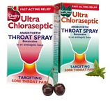 Ultra Chloraseptic Anaesthetic Spray (Various Flavours)