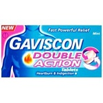 Gaviscon Double Action Tablets (32 Tablets)