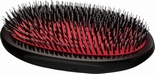 Mason Pearson Junior Bristle & Nylon Military Brush - Dark Ruby (BN2M)