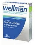 Wellman Original (30 Tablets)