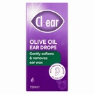 Cl-ear Olive Oil Ear Drops (15ml)