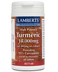 Lamberts High Potency Turmeric 10,000mg (60 Tablets)